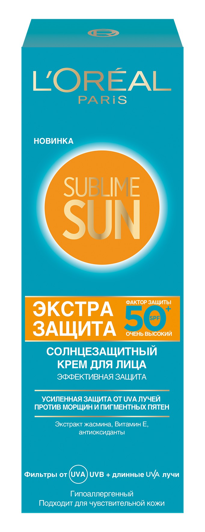 купить L'Oreal Paris Sublime Sun Крем для лица